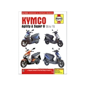 Haynes Manual for Kymco ScootersS