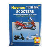 Haynes Manual for Automatic ScootersS