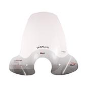 Faco, Windshield (Tall, Includes Hardware);  Vespa LXS