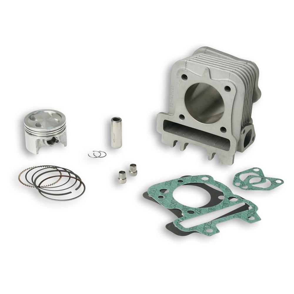 Malossi Cylinder Kit  Alloy  80cc   Vespa 50 4t 2v  U0026 4v