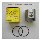 Malossi, Piston (10mm wrist pin, 2 rings)S