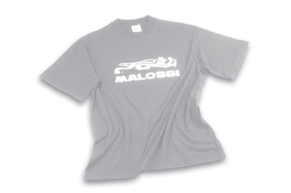 Malossi T-Shirt (Grey)