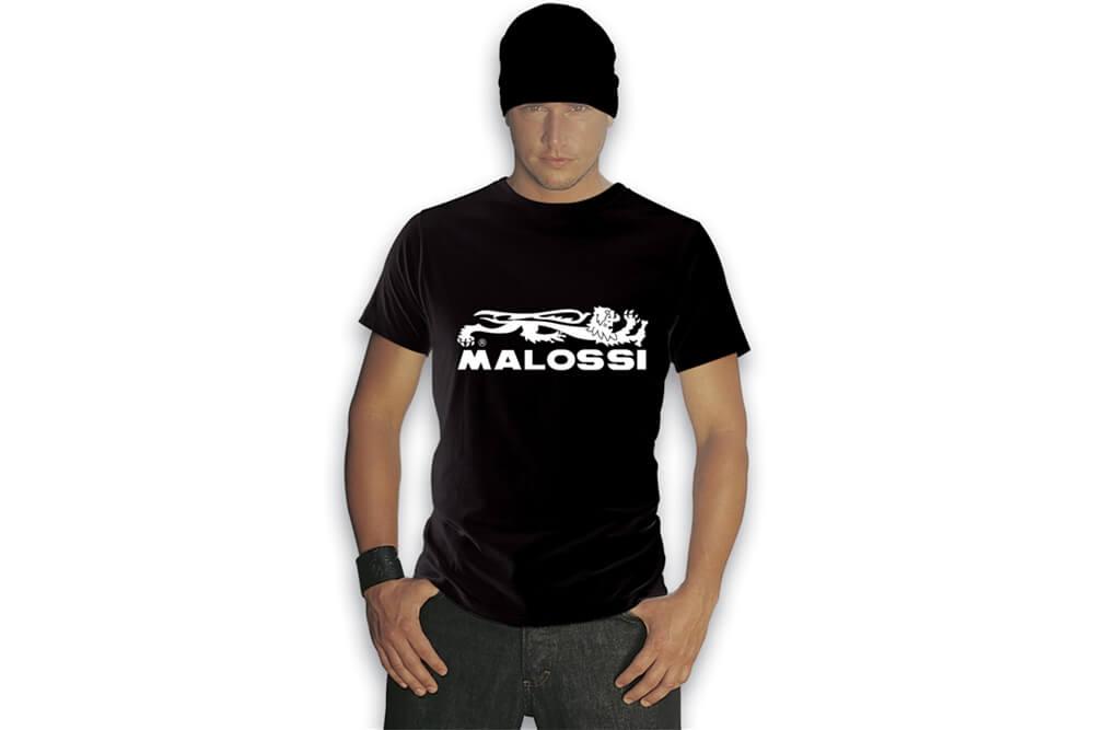 MALOSSI T-SHIRT GREY