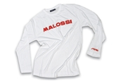 Malossi Long Sleeve Shirt (White)S