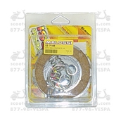 Malossi, 4 Plate Clutch Kit; VNX, Sprint, P125/150