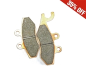 MHR Sintered Brake Pads; Vespa GTS
