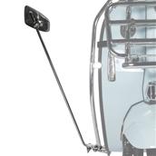 Stadum Style Mirror (Chrome, 24