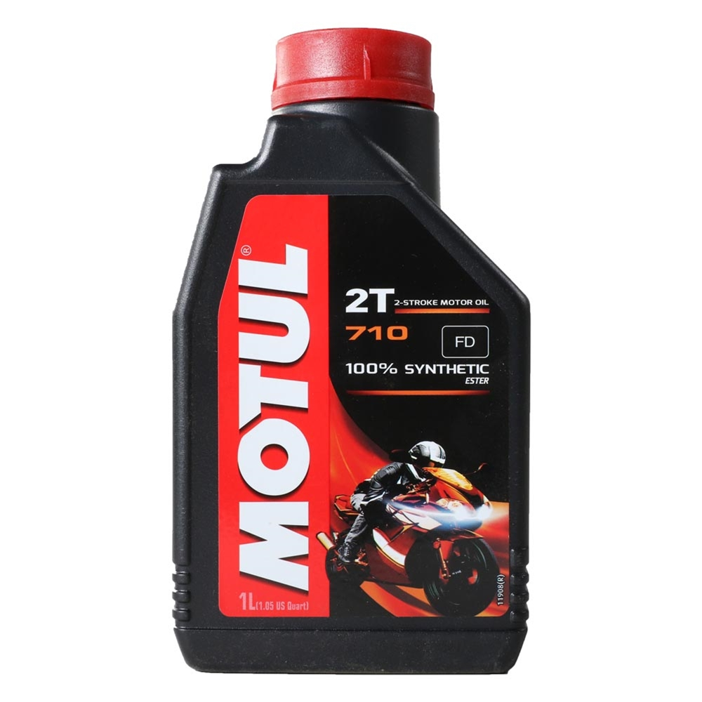 Motul 710 Oil (Synthetic, Two Stroke)