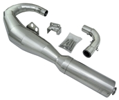 Prima Exhaust (Performance, Lefty); P125, PX150, Stella 2T