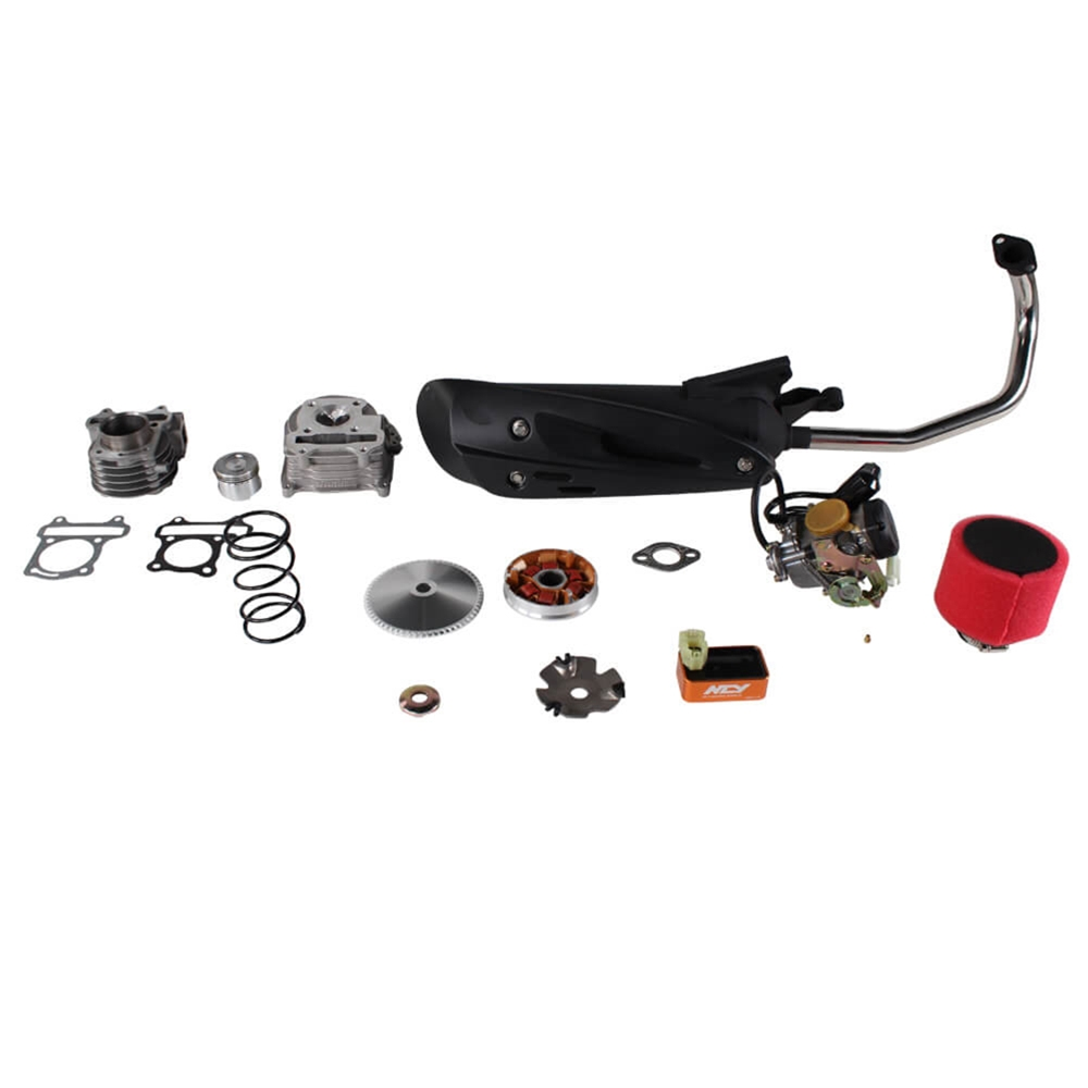 Stage 2 Performance Kit; CSC Go!, QMB139