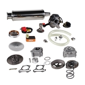 Stage 3 Performance Kit; CSC Go!; QMB139S