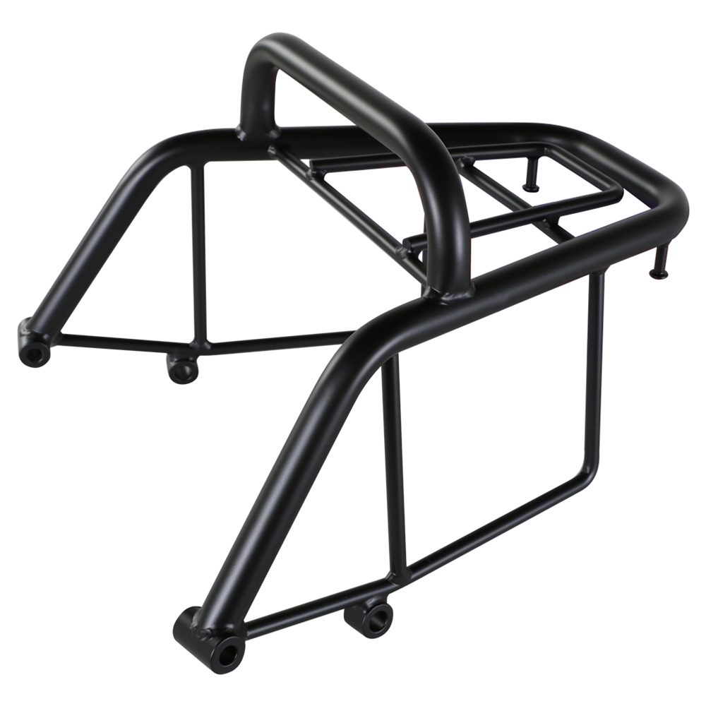Prima Rear Rack (Black); Genuine Roughhouse, Rattler