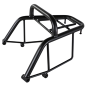 Prima Rear Rack (Black); Genuine Roughhouse, RattlerS