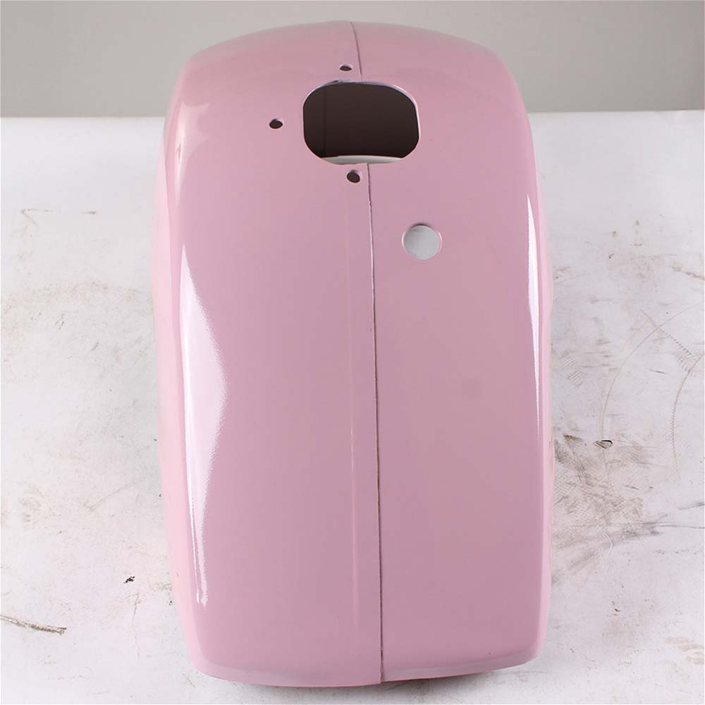 Stella Pink Mudguard Front View