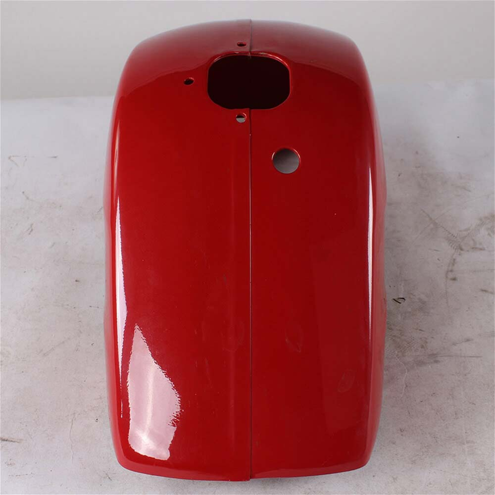 Stella Red Buffer Front View