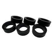 Rubber Suspension Rings for Sidecar (6 PCS)S