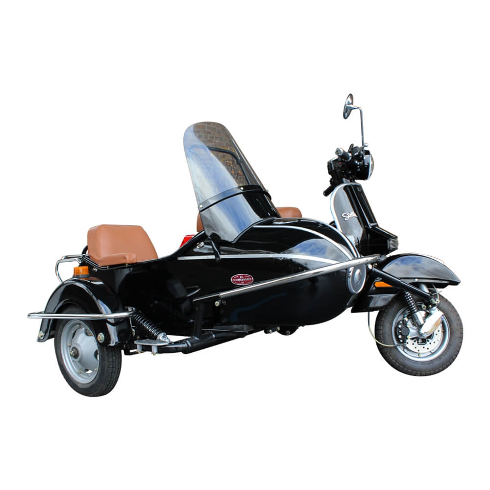 "Sidecar (10"" Wheel, Rocket); Genuine Stella Automatic"