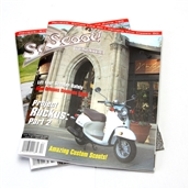 Scoot! Quarterly - Spring 2010 (April)S
