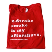 T-Shirt 2-Stroke Aftershave