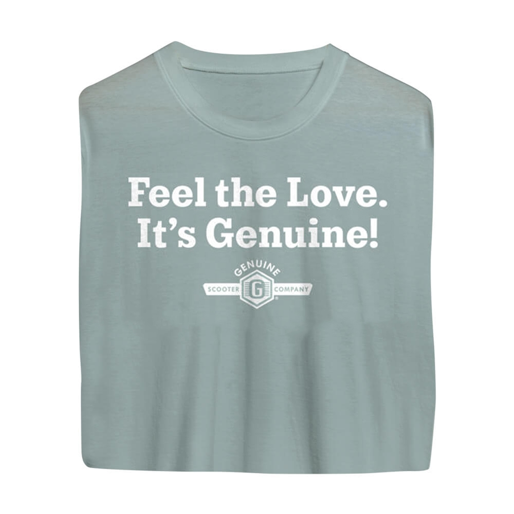 T-Shirt Feel The Love, It