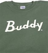 T-Shirt (Buddy Logo, Olive)S