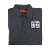 Shirt, Workshirt Genuine Scooter CompanyS