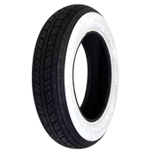 Shinko Tire (Whitewall, 3.50 x 10)S