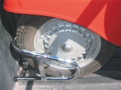 Wheel Chock, Pingel - 3.5S
