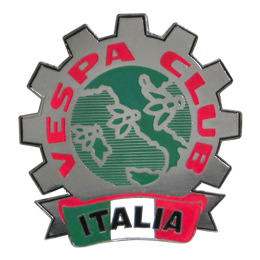 Vespa Club Italia Badge