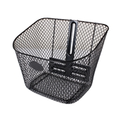 Front Basket; Genuine Buddy - BlackS