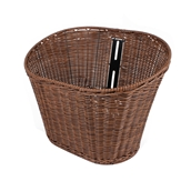 Front Basket; Genuine Buddy - WickerS