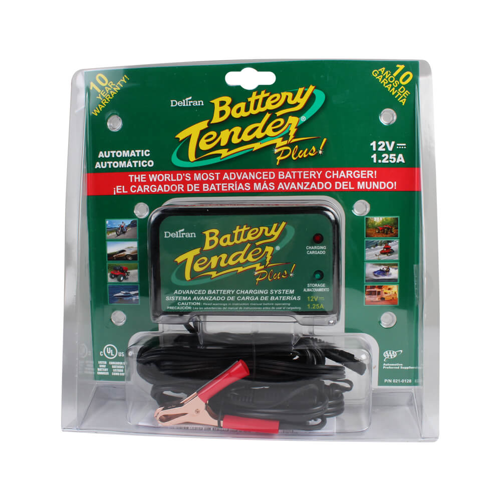 Battery Tender Plus Package