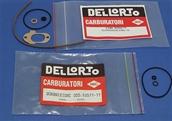 16/16 SI Carb Gasket Set; V5A, V9A, VMA1S