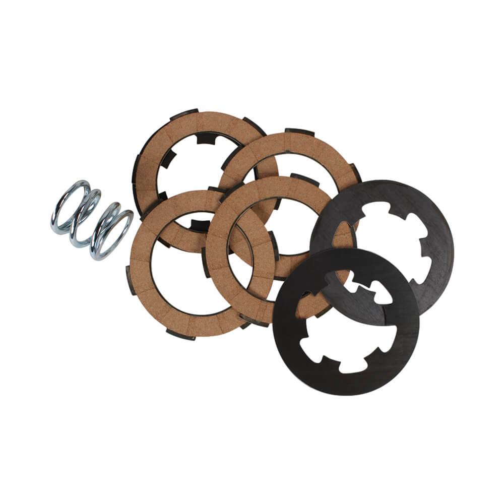 Olympia Clutch Kit (4-Plate Conversion); Small Frame Vespa