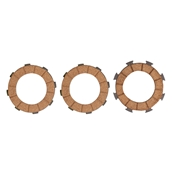 Clutch Cork Plates (Set of 3); VSX, VLX, VSE, VSD, VSBS