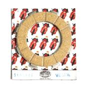 Surflex, Clutch Plate Set; Vespa P/PX, Genuine StellaS