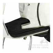 Accessory Floormat; Large Frame VespaS