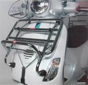 Faco, Front Rack; Vespa LX50-150S