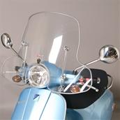 Faco, Windscreen (Mid Size); Vespa LXS
