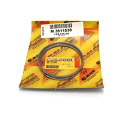 Malossi, Piston Rings (70mm, Set of 2); Vespa ET4/LX150S
