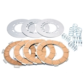 Malossi, 4 Plate Clutch Kit; VSX, Rally, P200