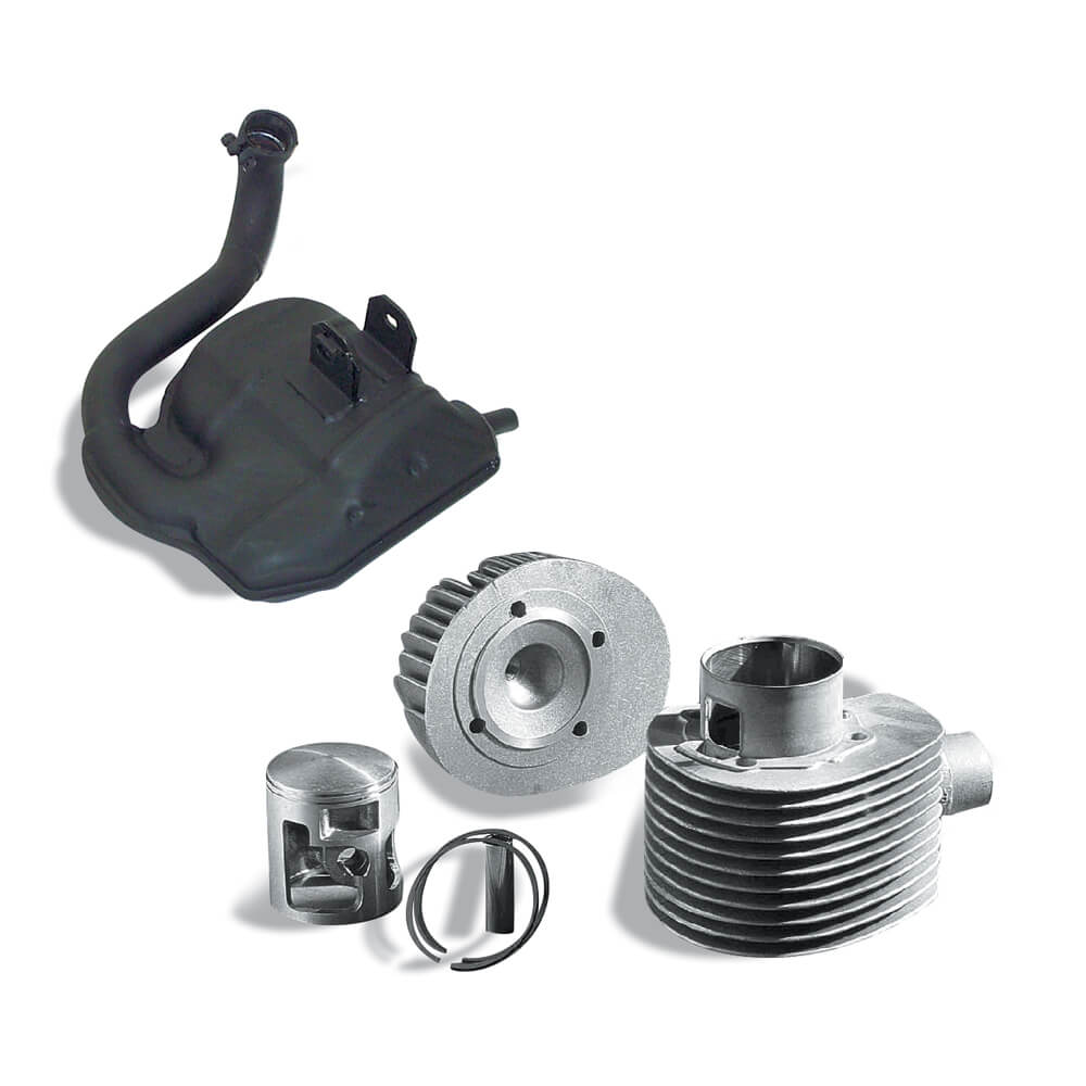 Vespa VSX, VSE Basic Performance Kit