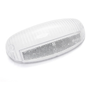 Lens, Taillight ET2-4 ClearS