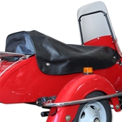 Sidecar Cover - seat opening no canopyS