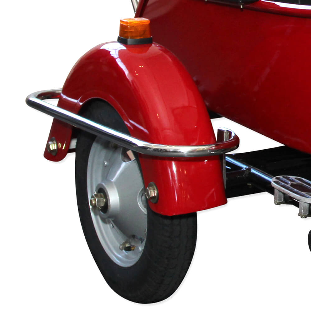 Mudguard Crashbar for Sidecar