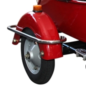 Mudguard Crashbar for SidecarS