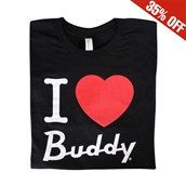 T-Shirt I Love BuddyS