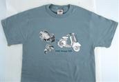 T-Shirt ('55 Handlebar 150)S