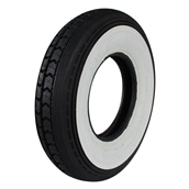 Tire, Continental Whitewall 4.00 x 8