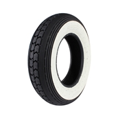 Tire, Continental Whitewall 3.50 x 8
